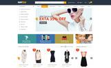 """VinShop - The Best Store"" thème WooCommerce adaptatif"