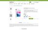 "WooCommerce Theme namens ""Appliances"" Großer Screenshot"
