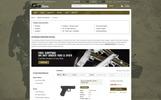GunStore WooCommerce Theme