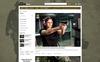 GunStore WooCommerce Theme Big Screenshot