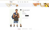 XStyle - Fashion WooCommerce Theme Big Screenshot