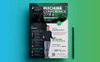 Event/Conference Flyer Corporate Identity Template Big Screenshot