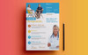 Medical Flyer Corporate Identity Template Big Screenshot
