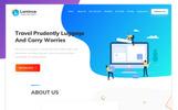 """""""Leminus Web Agency"""" Sketch模板"""