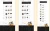 MinimalShoper PSD Template Big Screenshot