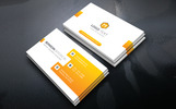 Bonson Biterson Corporate Business Card Corporate Identity Template