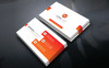 Bonson Biterson Corporate Business Card Corporate Identity Template Big Screenshot