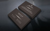 Joss Buttler Genaral Manager Business Card Corporate Identity Template Big Screenshot