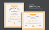 Clean Certificate Template Big Screenshot