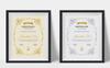 Modern Certificate Template Big Screenshot