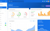 Atlantis - Bootstrap 4 Dashboard Admin Template Big Screenshot