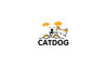 Animal Dog and Cat Logo Template Big Screenshot