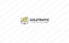 GoldTraffic Logo Template Big Screenshot