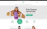 Kidos - Kids Clothing WooCommerce Theme