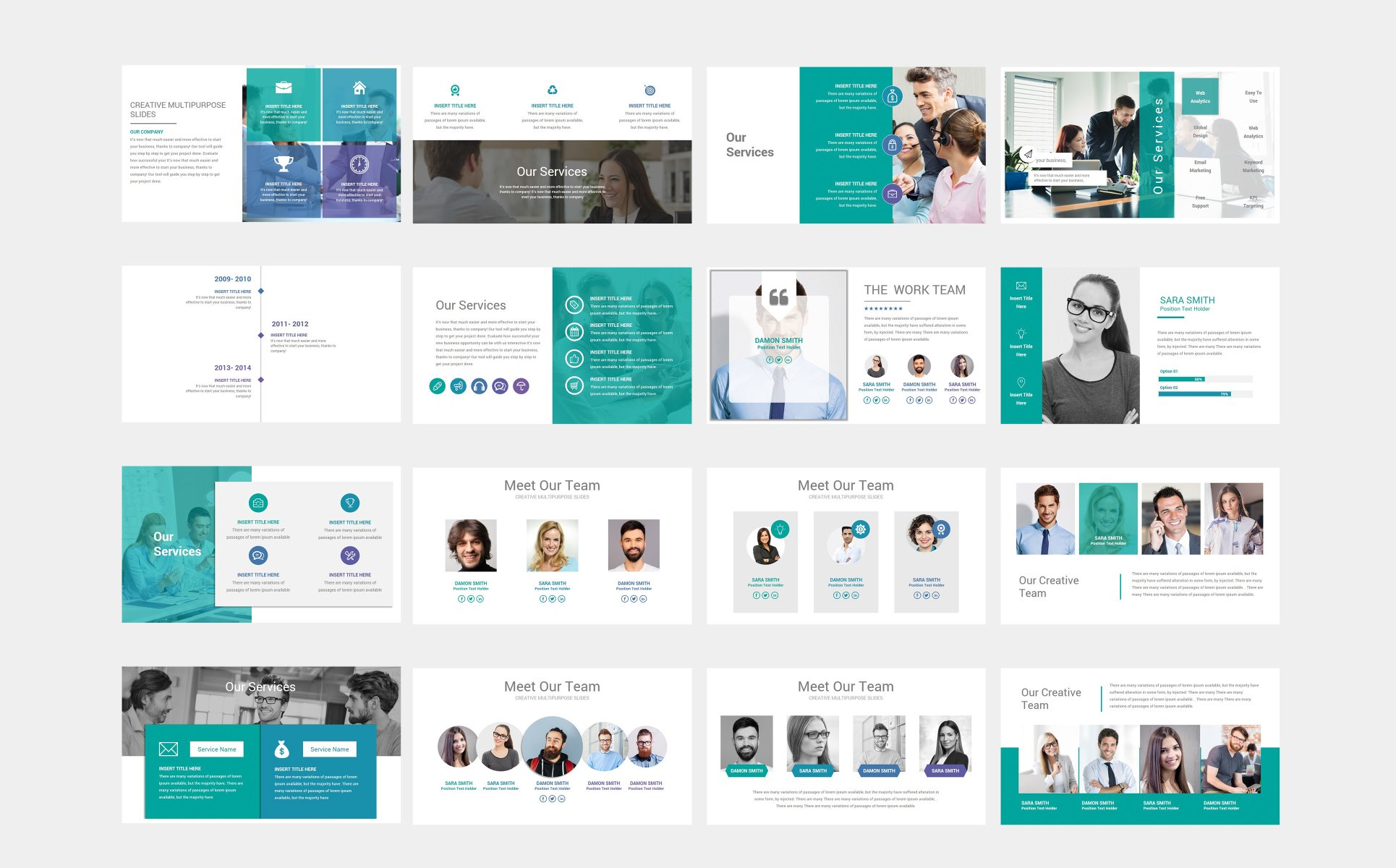 Business pack powerpoint template 71127 business pack powerpoint template big screenshot toneelgroepblik Choice Image