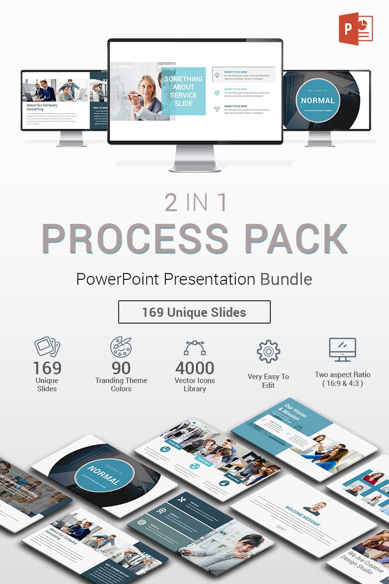 Process pack 2 in 1 powerpoint template 71959 toneelgroepblik Choice Image