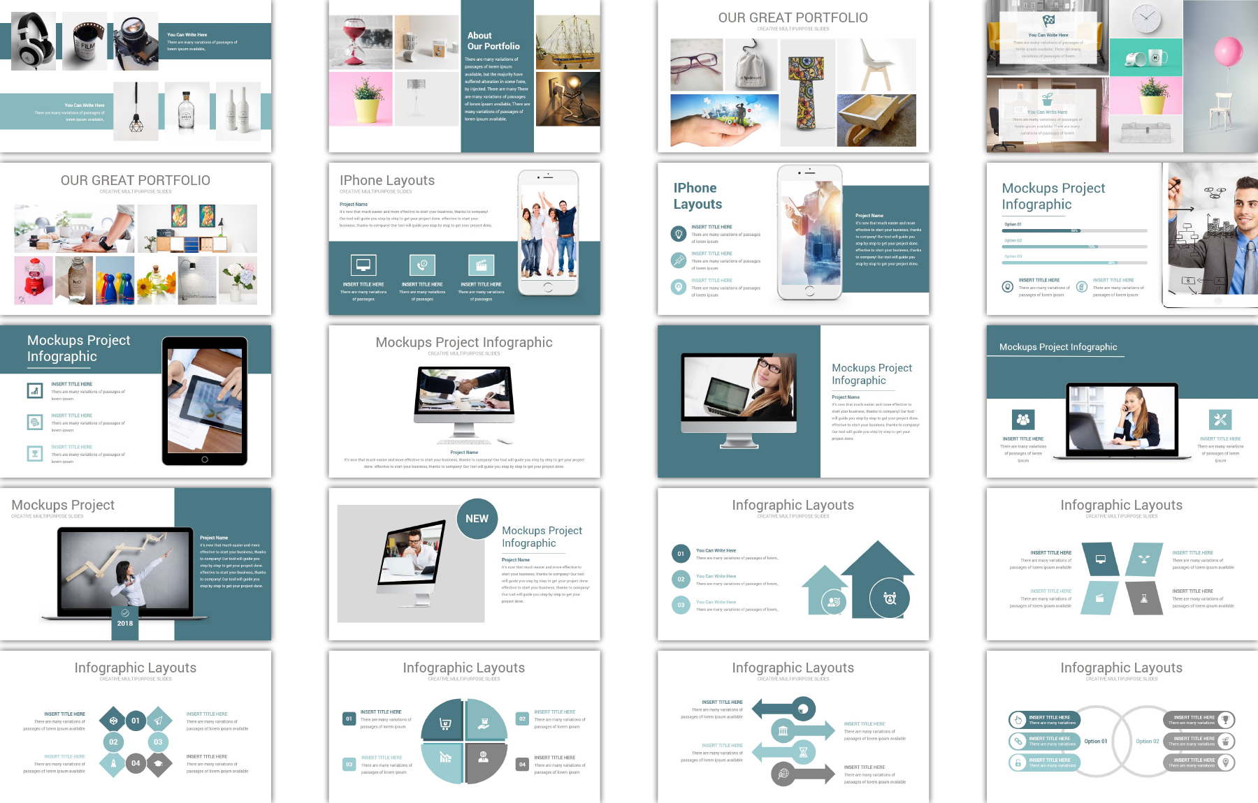 Business proposal powerpoint template 73556 business proposal powerpoint template big screenshot cheaphphosting