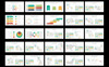 """Luxusní PowerPoint šablona """"Business Solutions Presentation"""" Velký screenshot"""