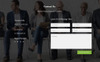 Profit - Parallax Landing Page Template Big Screenshot