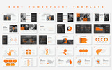 Boxy Creative PowerPoint Template