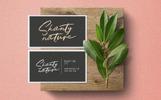 Scarletto Signature Duo Font