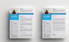 Pelloger Resume Template Big Screenshot