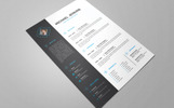 Michael Jenkins Clean Resume Template
