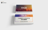 Think - Business Card Corporate Identity Template