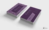 """Unternehmensidentität Vorlage namens """"Joni Johns - Business Card"""""""