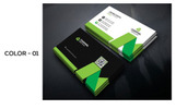 Codepixel business card Corporate Identity Template