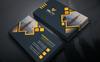 Vellies Creative Design Card Corporate Identity Template Big Screenshot