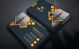 Vellies Creative Design Card Corporate Identity Template
