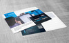 Creative Agency Postcard Corporate Identity Template Big Screenshot