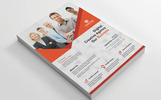 Agency Business Flyer Corporate Identity Template