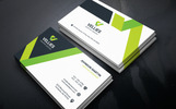 Martin Business Card Corporate Identity Template