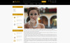 """Starjewel - Jewellery Store"" 响应式PrestaShop模板 大的屏幕截图"