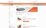 "PrestaShop Theme namens ""Lachaise - Furniture Store"""