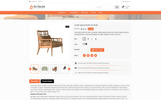 """Lachaise - Furniture Store"" thème PrestaShop adaptatif"