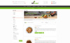GoFresh - Food Store PrestaShop Theme Big Screenshot