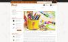 Pencil - stationary PrestaShop Theme Big Screenshot