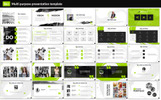 Be+ MultiPurpose PowerPoint Template