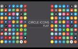 "Iconset šablona ""Social Media"""