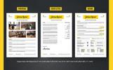 Jarina - Modern Resume Template