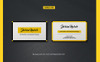Jarina - Modern Resume Template Big Screenshot