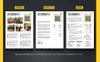 Ote - Modern Resume Template Big Screenshot