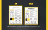 Solehman - Modern Resume Template
