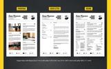 Zamr - Modern Resume Template