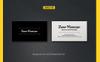 Zamr - Modern Resume Template Big Screenshot