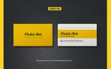 Kholaik - Modern Resume Template