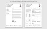 Fuadel - Resume / Cover Letter Resume Template